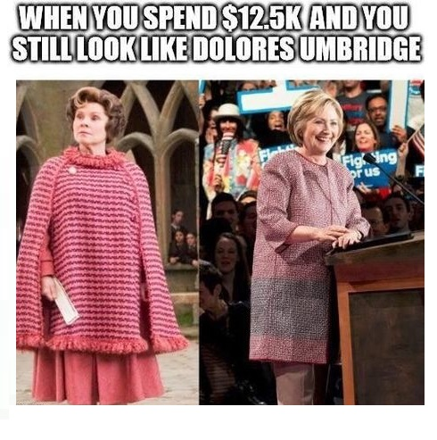 dolores-umbridge-hillary-clinton
