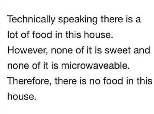 funny-no-food-house-quote-microwave