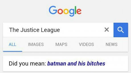 google-justice-league