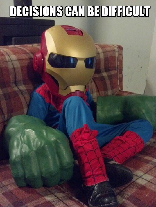 cool-boy-decisions-difficult-Spider-Hulk-Iron-Man