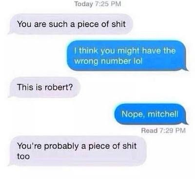 text-mean-wrong-number