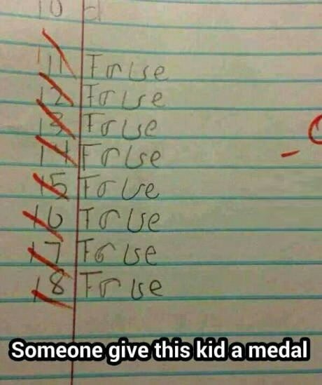 true-false-test-genius