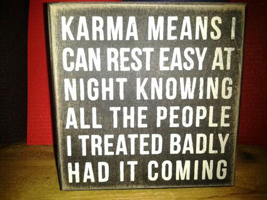 cool-sign-Karma-meaning-people