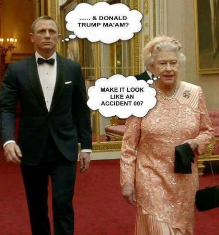 donald-trump-james-bond-the-queen