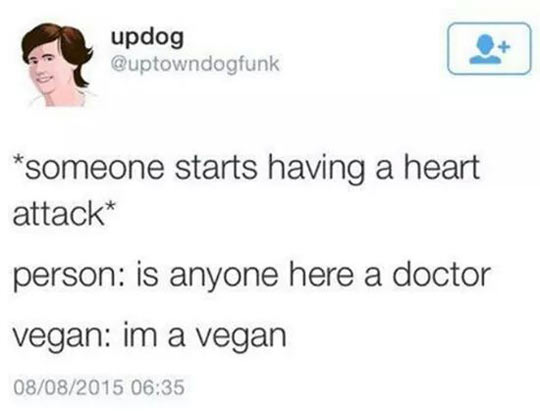 There's Always A Vegan