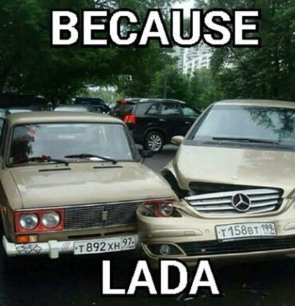 The power of Lada