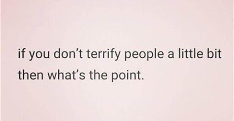 terrify-people-point