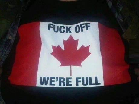 Canada has said its word