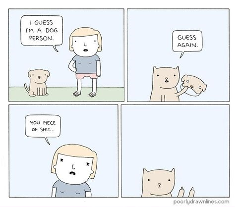 comics-cat-dog-people