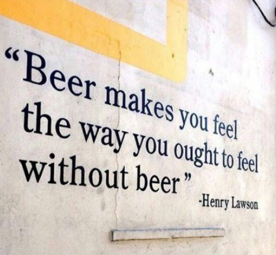 cool-beer-thought-quote-Henry-Lawson