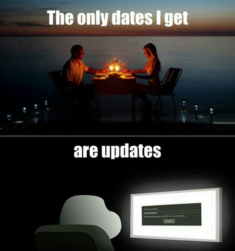 The only dates