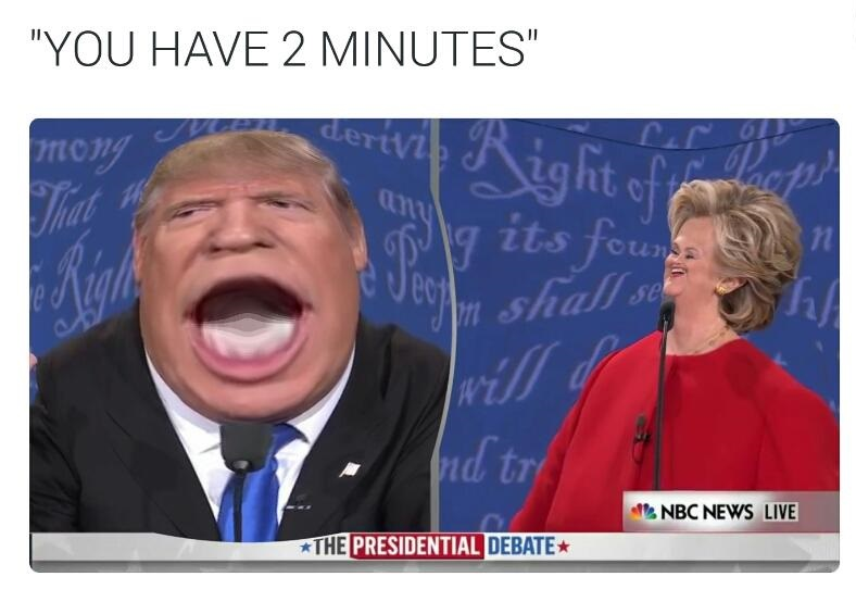 trump-hollary-debates