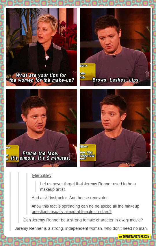 cool-jeremy-renner-ellen-kiss