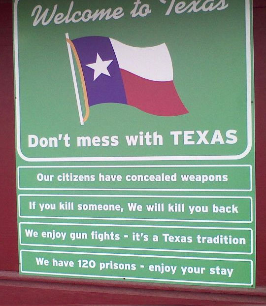 cool-texas-sign-weapons-fights