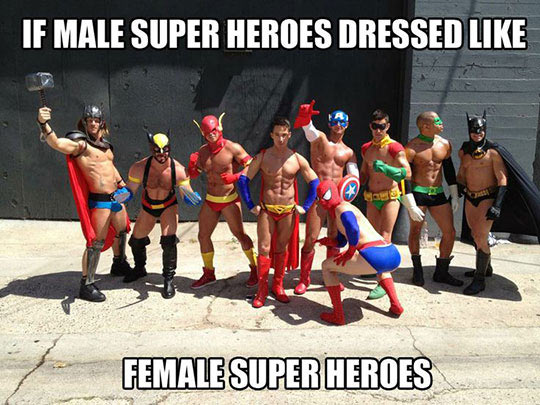 cool-heroes-dressed-like-female-heroes