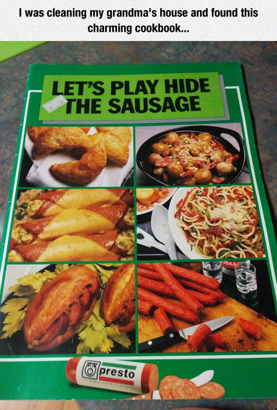 cool-sausage-hide-play-cook-book