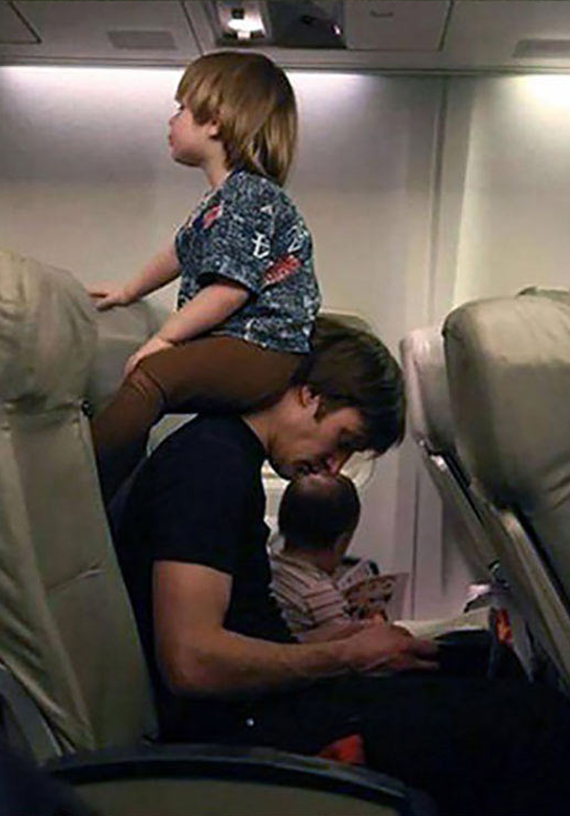 Awesome dads winning at fatherhood (18 pics)