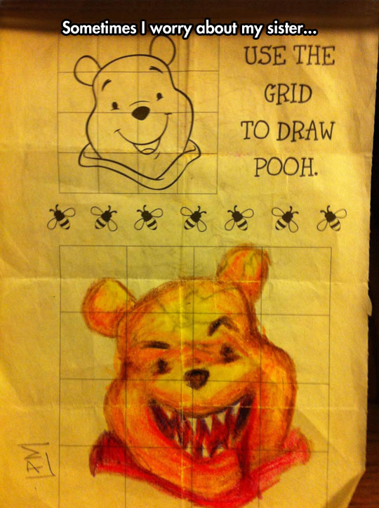cool-vampire-pooh-drawing-grid-sister
