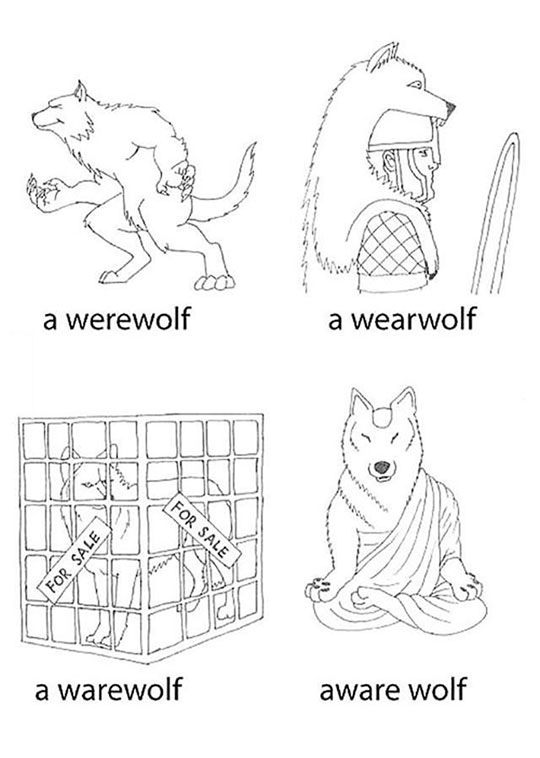 cool-werewolf-wolf-caged-words