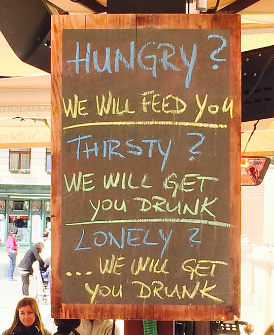funny-bar-sign-hungry-thirsty-lonely