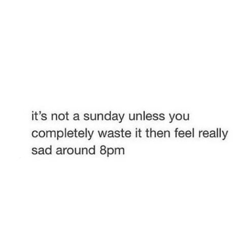Every Sunday